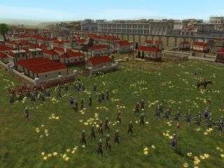 Caesar IV 4 Rome Civilization Building Strategy Simulation PC Game New