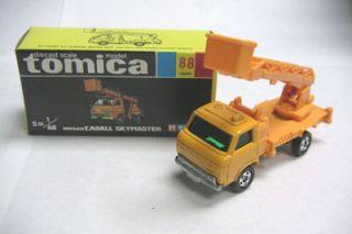 Vintage Tomica 88 Nissan Caball Skymaster Japan RARE