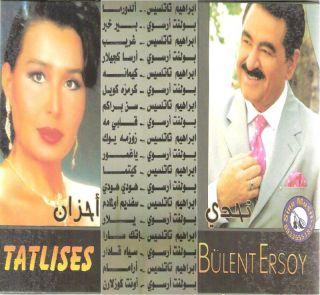 Ibrahim Tatlises Bulent Ersoy Aldorma Gharib Qalbi Tahadi Ahzan