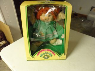 1985 Cabbage Patch Kids Doll Unused in Box Name Unknown