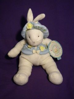Hallmark Bunnies by The Bay 14 Buttercup Plush Toy Rabbit Doll New w