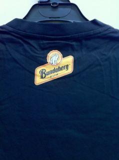 Bundaberg Rum Official Bear Territory Mens Black T Shirt $29 95RRP