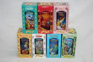 Disney Burger King Collector Series Glasses