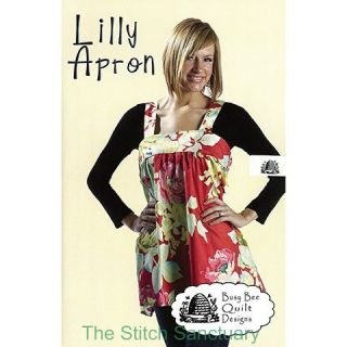 Lilly Apron by Busy Bee Quilt Designs