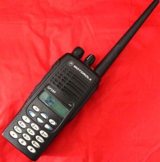 Motorola Maxtrac VHF 25 Watt 32 Channel Mobile Radio Murs