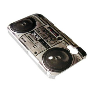 1x Cool CD Tape Design Hard Skin Case Cover for Samsung Galaxy Ace