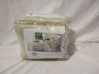 Martha Stewart Veranda Vines Full Queen Duvet Cover
