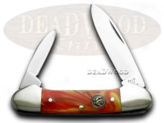 Hen Rooster and Arizona Sunset Corelon Butterbean Knives