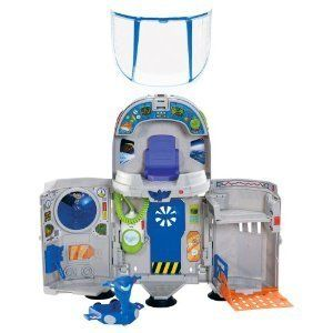 NEW Toy Story Buzz Lightyear Spaceship CommAnd Center 2DaysShip