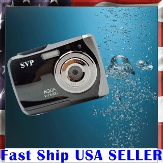 18MP Max. UnderWater Digital Camera + Camcorder WaterProof   BRAND NEW