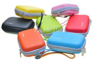 Universal Hard Compact Digital Camera Case Bag for Nikon Canon Sony
