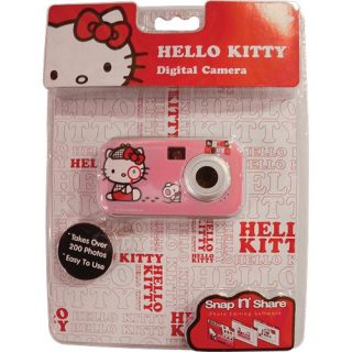 Childrens Kids Hello Kitty Digital Camera Face Plates