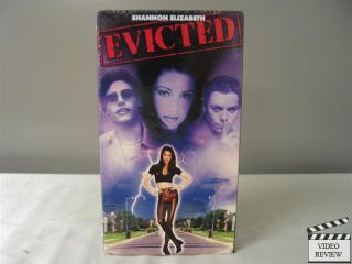 Evicted VHS Michael Tierney Terence Tierney Shannon Elizabeth Alvis Le