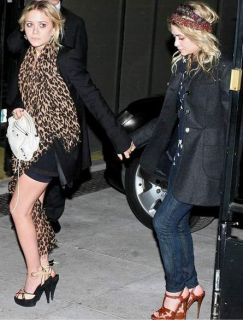 Louis Vuitton Huge Leopard Print Scarf by Stephen Sprouse