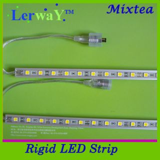 50cm Rigid LED Strip Cabinet Light Bar SMD Cool White