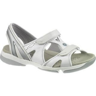 Hush Puppies Asana Womens White Sandal Shoe H503147