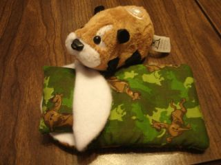 Zhu Zhu Pets Hamster Sleeping Bag Scooby Doo