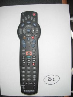 Time Warner Cable Remote Control Used Bi
