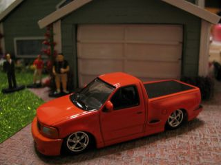 64 Awesome Ford F150 Lightning Pickup Truck for Diorama or Display