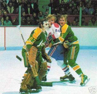 b3b2c5333 ... California Golden Seals Oakland Hockey Jersey Stitch Gilles Meloche ...