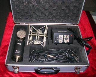 CAD Audio Trion 8000 Condenser Recording Studio Microphone