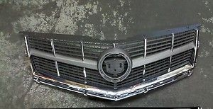 Cadillac SRX Factory Upper Grille 2010 to 2012 25778321