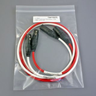 Canare L 4E6S Balanced Audio Interconnect Cables   packaging