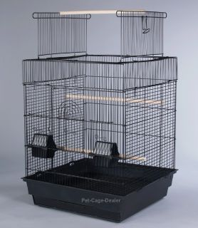 Canary Parakeet Cockatiel Lovebird Finch Cages Bird Cage 18x18x30H