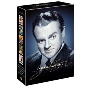 JAMES CAGNEY SIGNATURE COLLECTION 6 DVD SET NEW