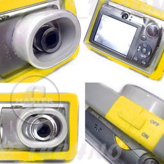 Deep Sea Underwater Scuba Dive Waterproof Zoom Camera Anti Shock