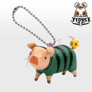 Capcom Figure Builder Piggy Vol 1 6 Keychain Monster Hunter Pig CC001G