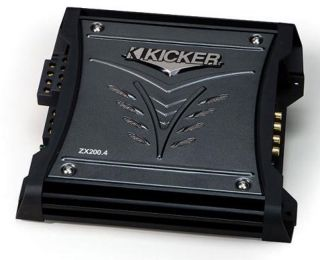 Kicker Car Audio 12 Single CVR12 Comp VR Ported Sub Box Enclosure