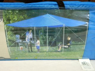 OZARK TRAIL 11 8 x 11 8 Canopy Shade Shelter for Camping Picnics BBQs