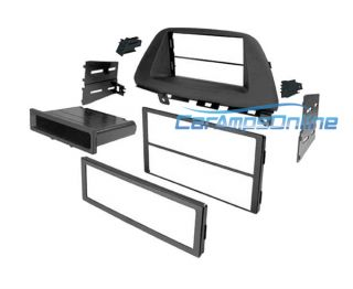 Car Stereo Radio Dash Install Mounting Kit CD Player Dash Installation