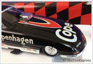 Action Mac Tools ★ Ron Capps Copenhagen 1998 Chevy Camaro Funny Car