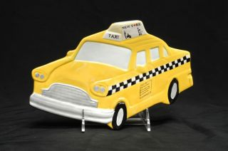 studio nova pattern new york taxi piece open candy dish size