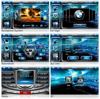 Hot 7 HD Car Monitor GPS Video Radio Navigation DVD Player for Kia