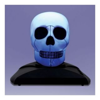 Can You Imagine Halloween Color Changing LED Spooky Sound Skull Magic
