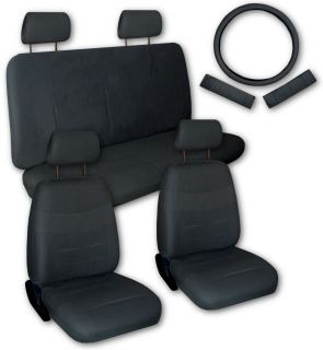 Faux Leather Next Generation Car Seat Covers Free Accessories W