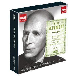 ICON Carl Schuricht: Ludwig Van Beethoven & Anton Bruckner, Gottlob