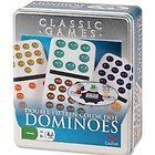 Cardinal Industries Double Fifteen 136 Color Dot Dominoes Game Mexican