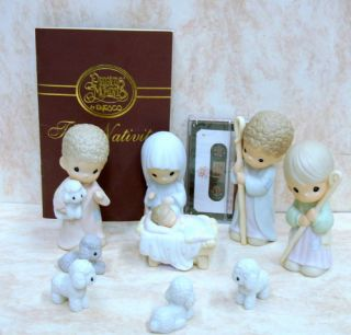Precious Moments Nativity Camels Christmas E5624 St 3