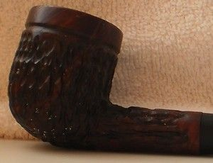 CAREY MAGIC INCH ESTATE SMOKING PIPE ITALY PAT No 3267941 GREAT