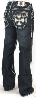 New Authentic Mens Laguna Beach Jeans Capistrano Beach Boot Cut