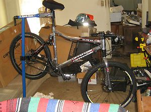 Cannondale Scalpel Mountain Bike Mens XL 26