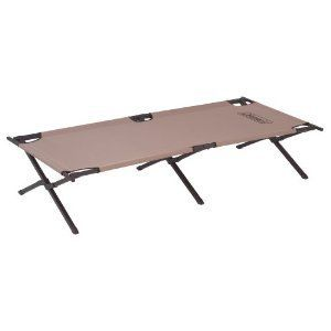 Trailhead II Folding Cot Outdoor Camping Camp Military Steel Sleep NEW