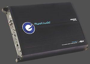 New Planet Audio PX22400 2400W 2 CH Car Audio Amplifier Amp 2 Channel