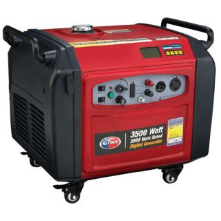 APG3106 3500 Watt Digital Portable RV Boat Camping Home Generator