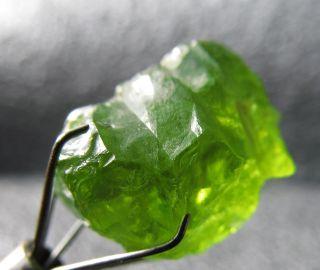 13 20ct Amazing Natural Gem Arizona Green Peridot Crystal Facet Rough