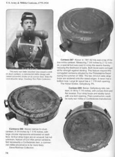 1800s US Army Military Canteens Civil 1812 War Etc
